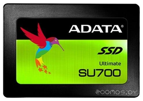 Внешний жёсткий диск A-Data Ultimate SU700 480GB