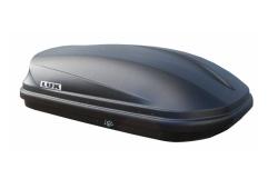 Lux Flagman 370л (черный матовый)