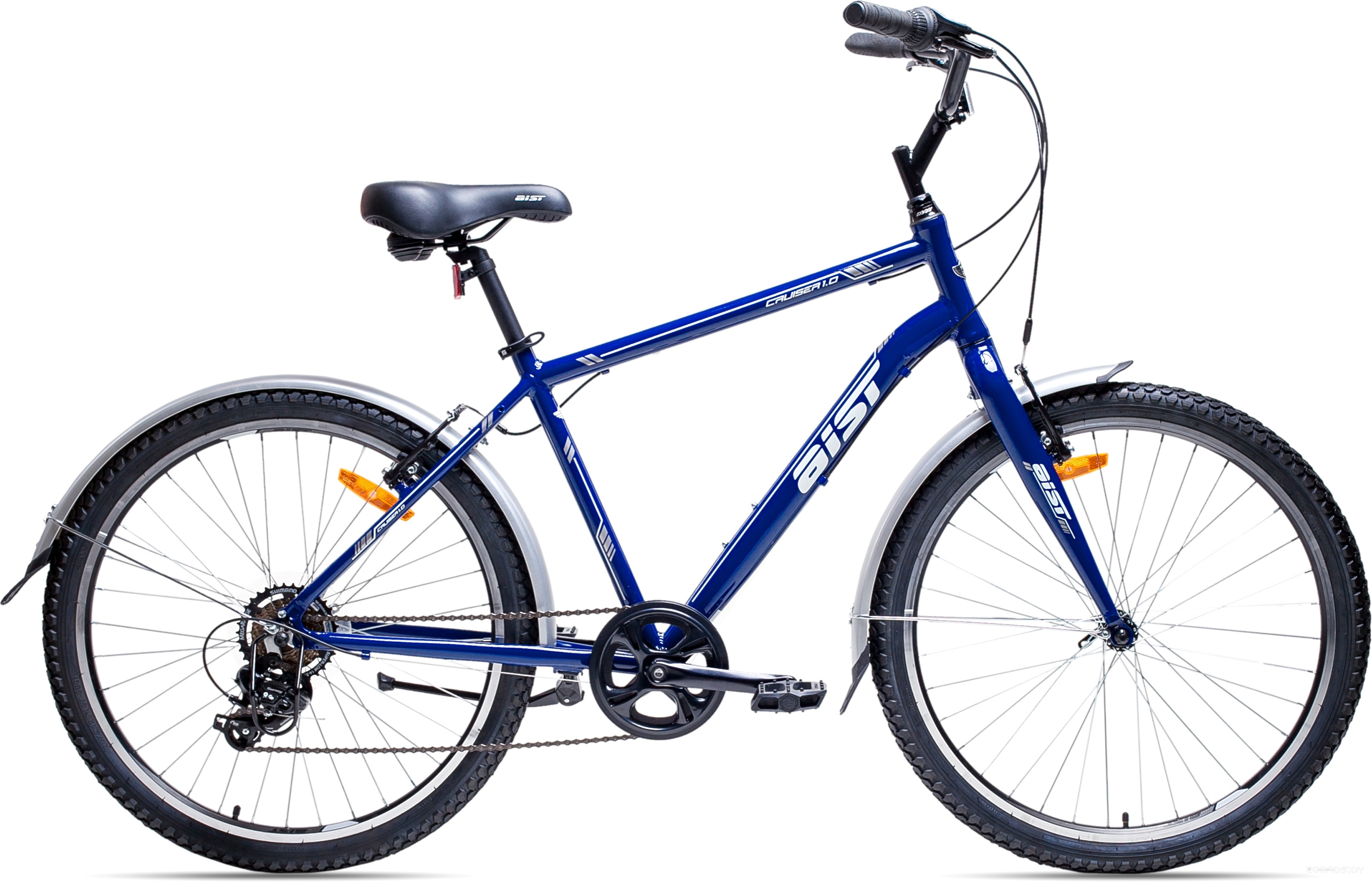 Велосипед Aist Cruiser 1.0 W (Blue)