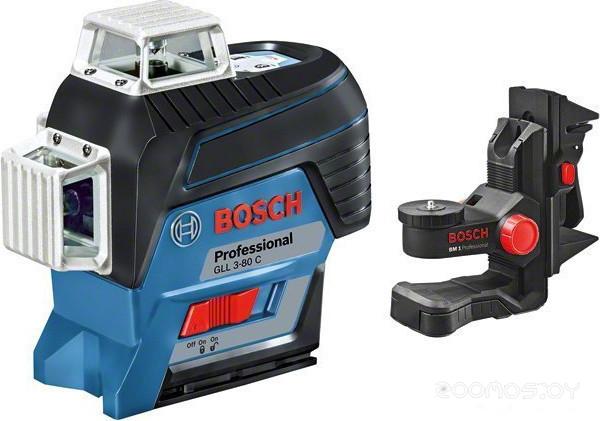 Bosch GLL 3-80 C Professional (с держателем BM 1)