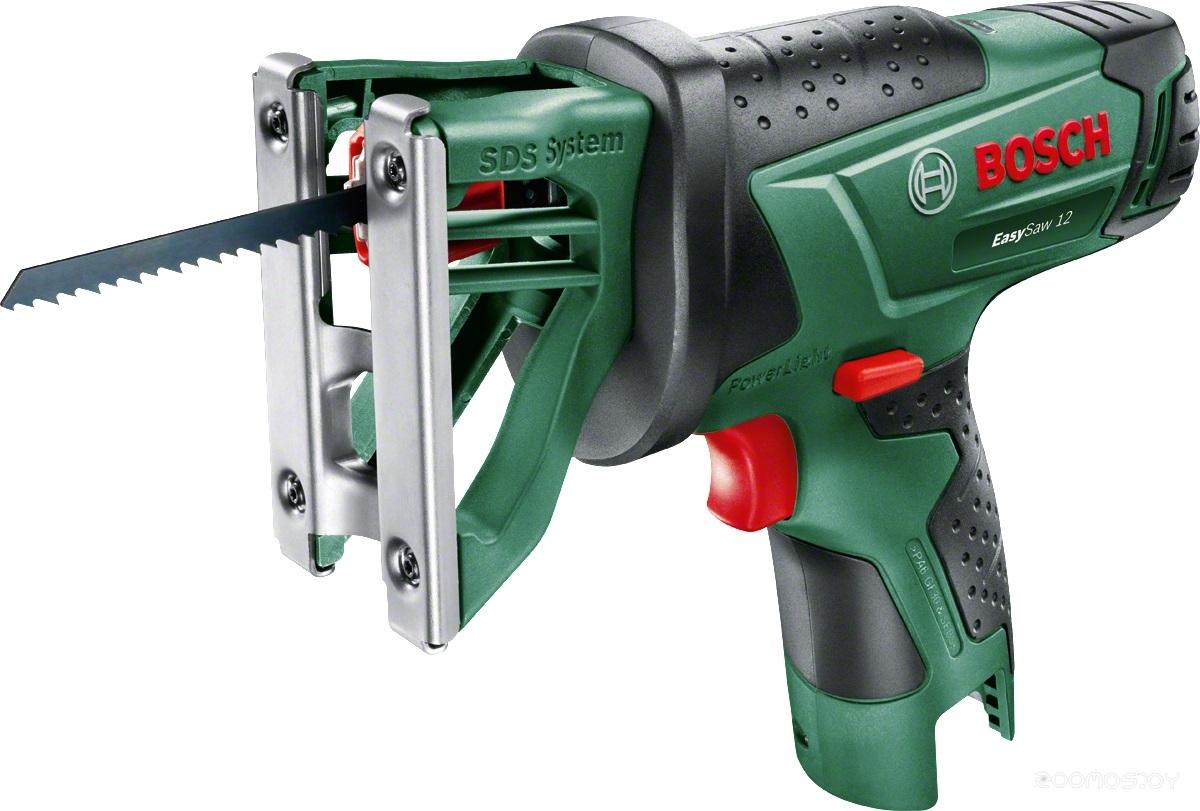 Лобзик Bosch EasySaw 12 (без аккумулятора)