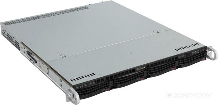 Корпус Supermicro CSE-813MFTQC-R407CB