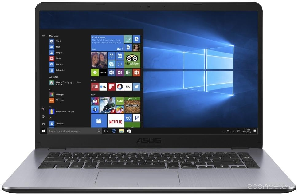 Ноутбук Asus VivoBook 15 X505BA (X505BA-BR016T)