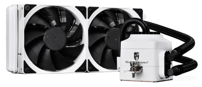 Deepcool Captain 240 EX WHITE RGB