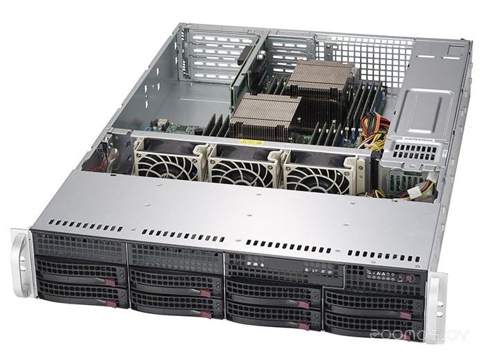 Корпус Supermicro CSE-825TQC-600LPB