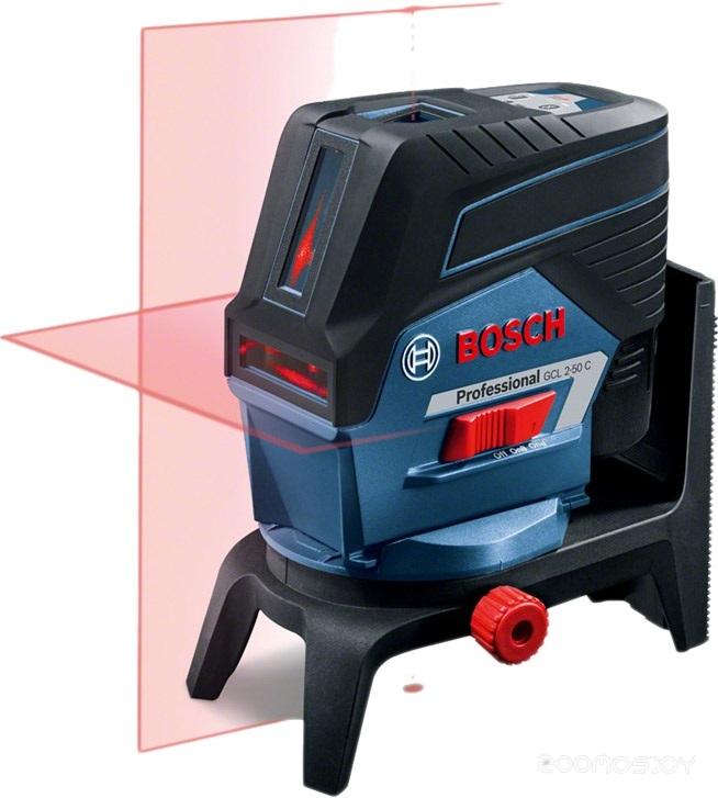 Bosch GCL 2-50 C Professional (с креплением BM 3) [0601066G03]