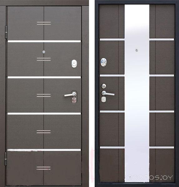 Металлические двери Йошкар AltaTech венге левая