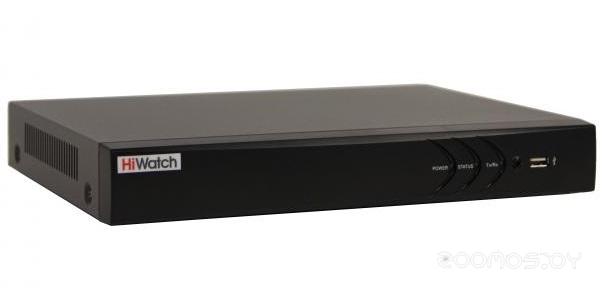 Видеорегистратор наблюдения HiWatch DS-H204U