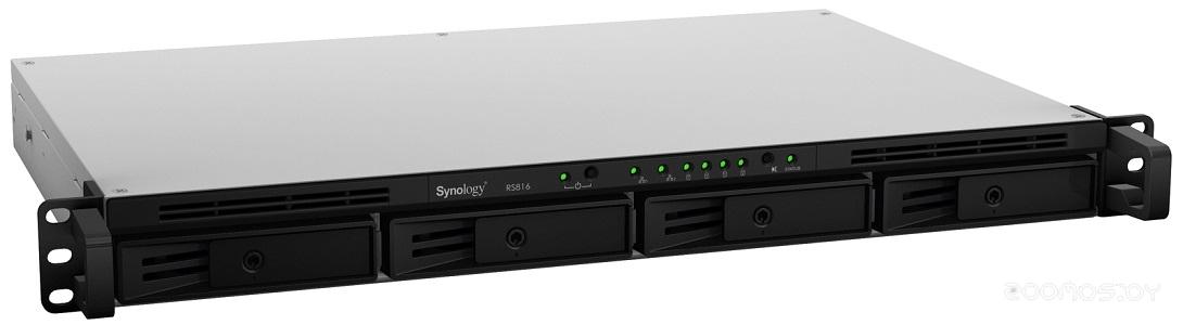 Сетевой накопитель SYNOLOGY RS816