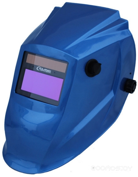 Сварочная маска Eland Helmet Force-601 (синий)