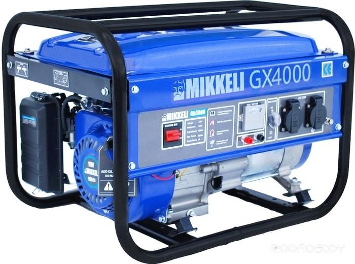 Генератор Mikkeli GX4000