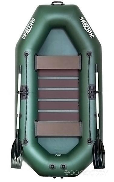 Надувная лодка Kolibri К-260Т (c ковриком-сланью)