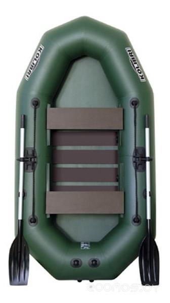 Надувная лодка Kolibri К-250Т (c ковриком-сланью)