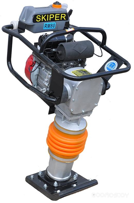 Вибротрамбовка Skiper RM80 Honda GX160