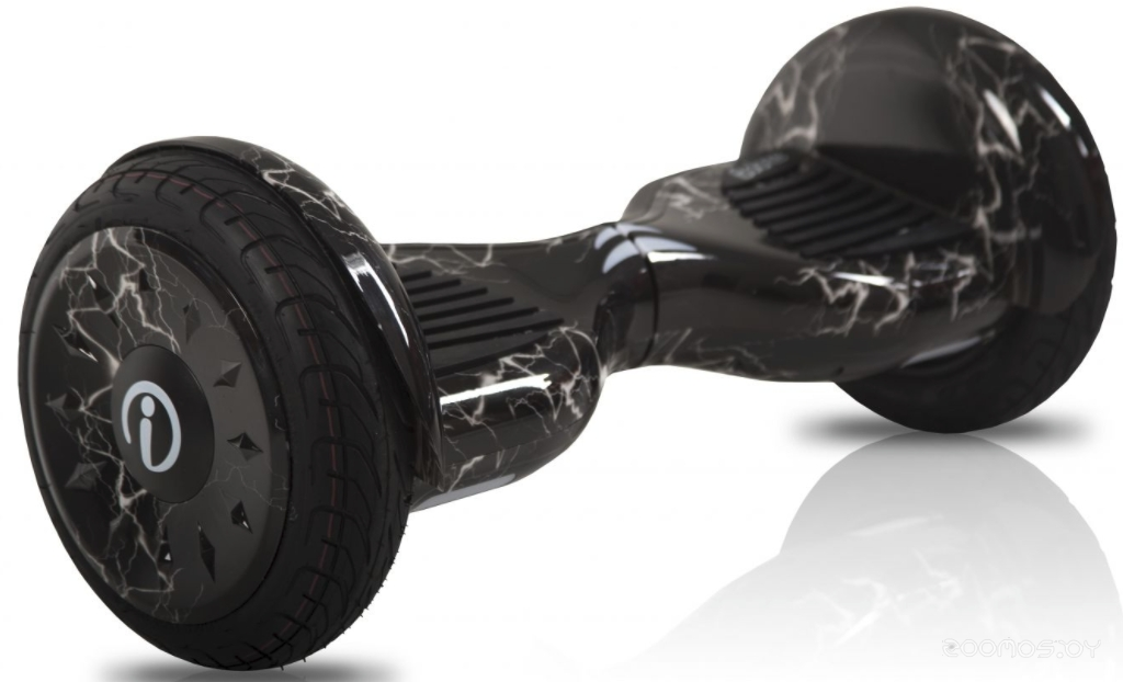 Гироскутер iBalance Prem Series 10.5 Черная молния