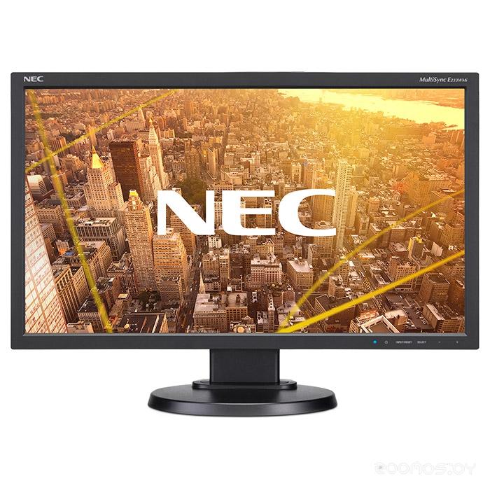 Монитор NEC MultiSync E233WMi (Black)