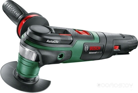 Шлифовальная машина Bosch AdvancedMulti 18 (без аккумулятора)