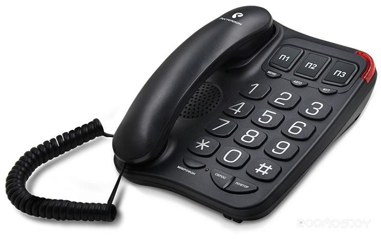 Проводной телефон TeXet TX-214