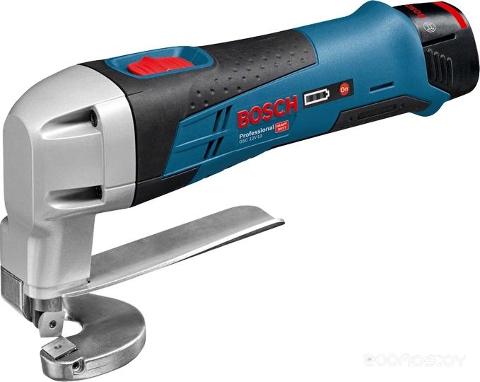 Ножницы по металлу Bosch GSC 12V-13 L-BOXX