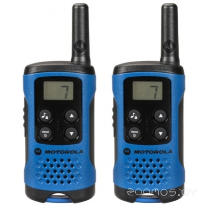 Рация Motorola TLKR-T41 (Blue)