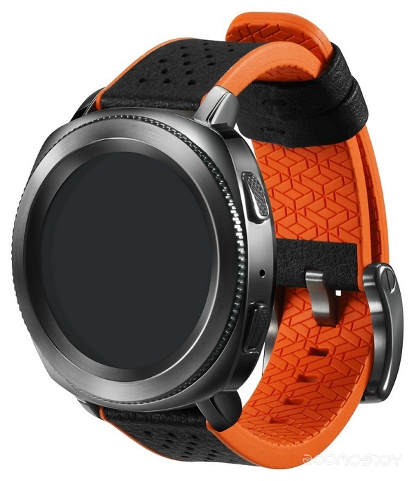 Сменный ремешок Samsung Gear Sport Braloba Hybrid (Orange)