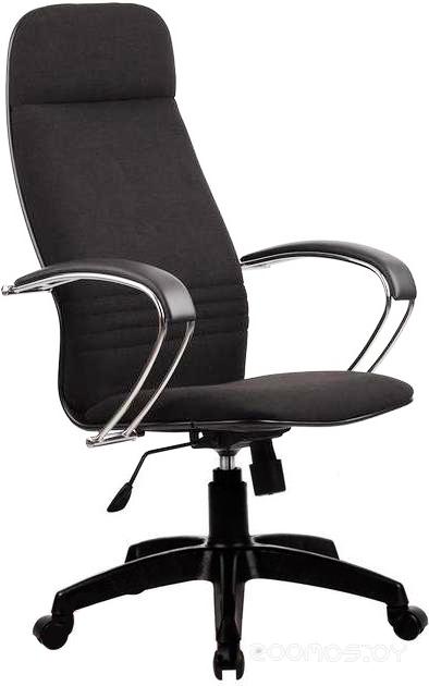 Офисное кресло Metta BP-1PL (темно-серый, ткань)