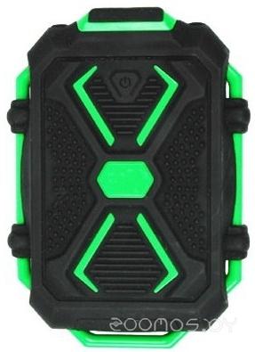Портативное зарядное устройство Ritmix RPB-10407LT (Black-Green)