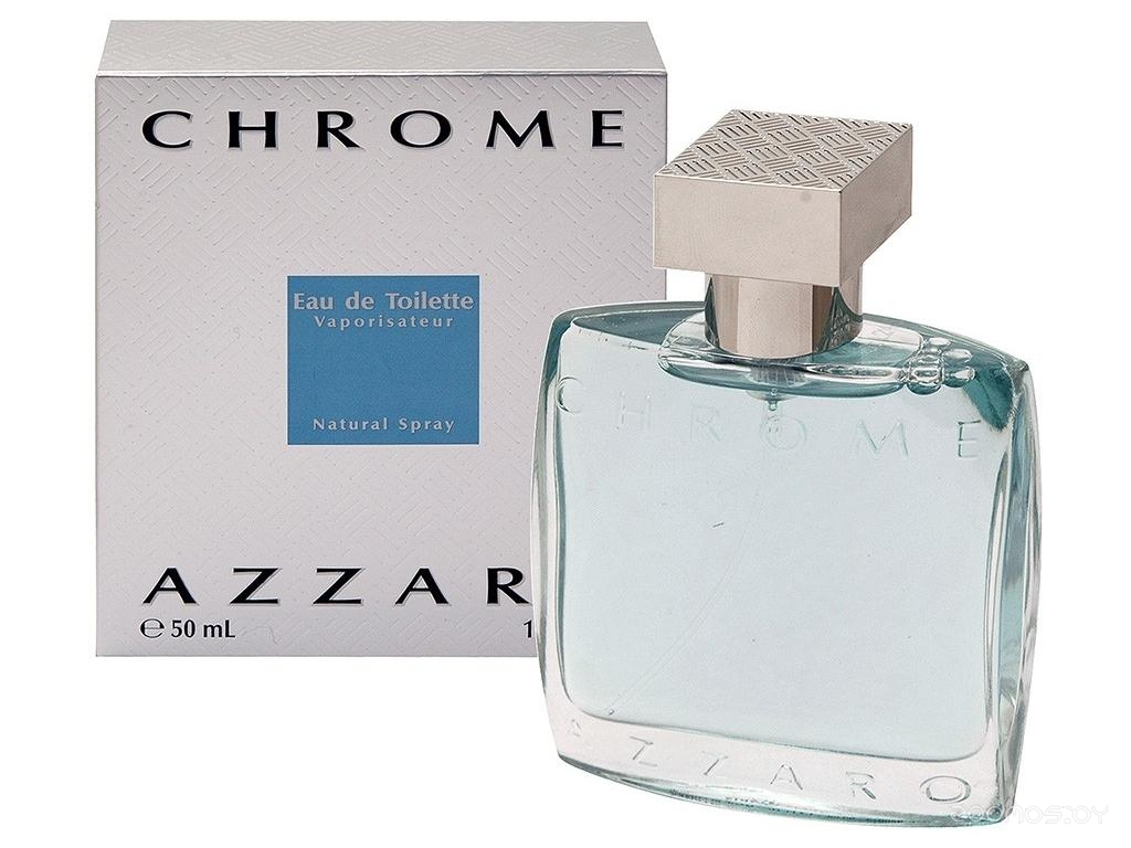 Azzaro Chrome EdT (50 мл)