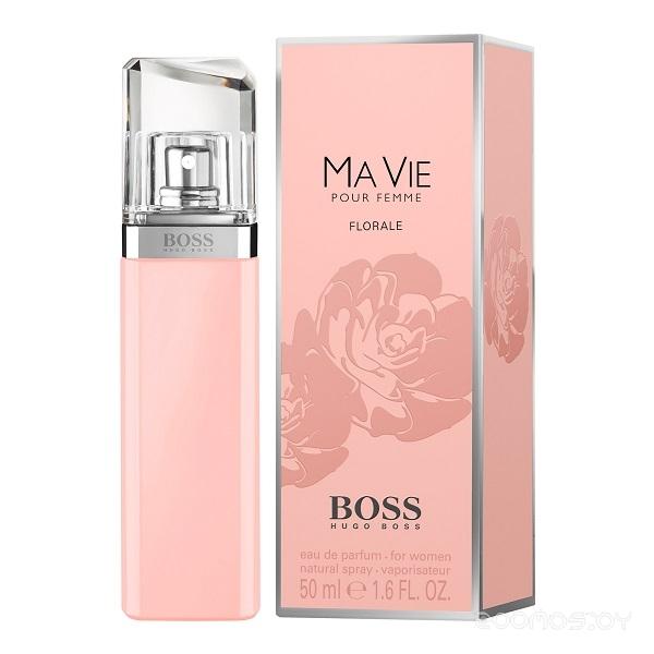 Парфюмерная вода Hugo Boss Ma Vie Pour Femme Florale EdP (50 мл)