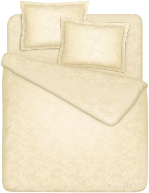 Комплект постельного белья Vegas EuroKR160.200-4J (Бодрящая шампань)