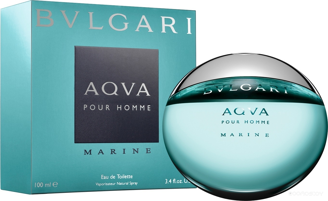 Туалетная вода Bvlgari Aqva Pour Homme Marine for Him (50 мл)