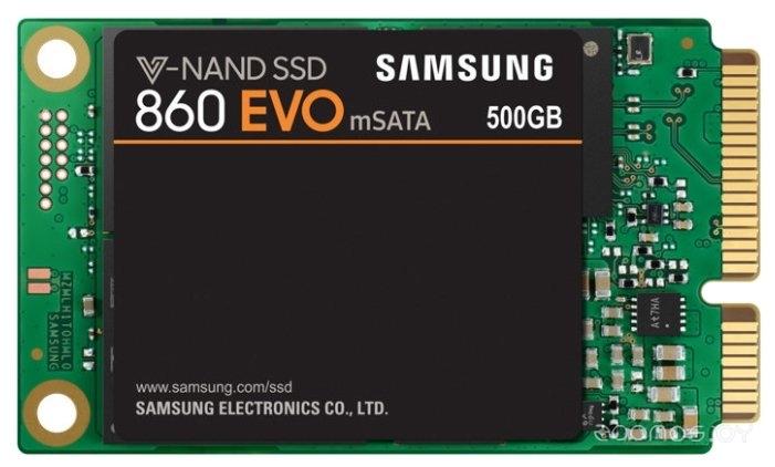Внешний жёсткий диск Samsung MZ-M6E500BW