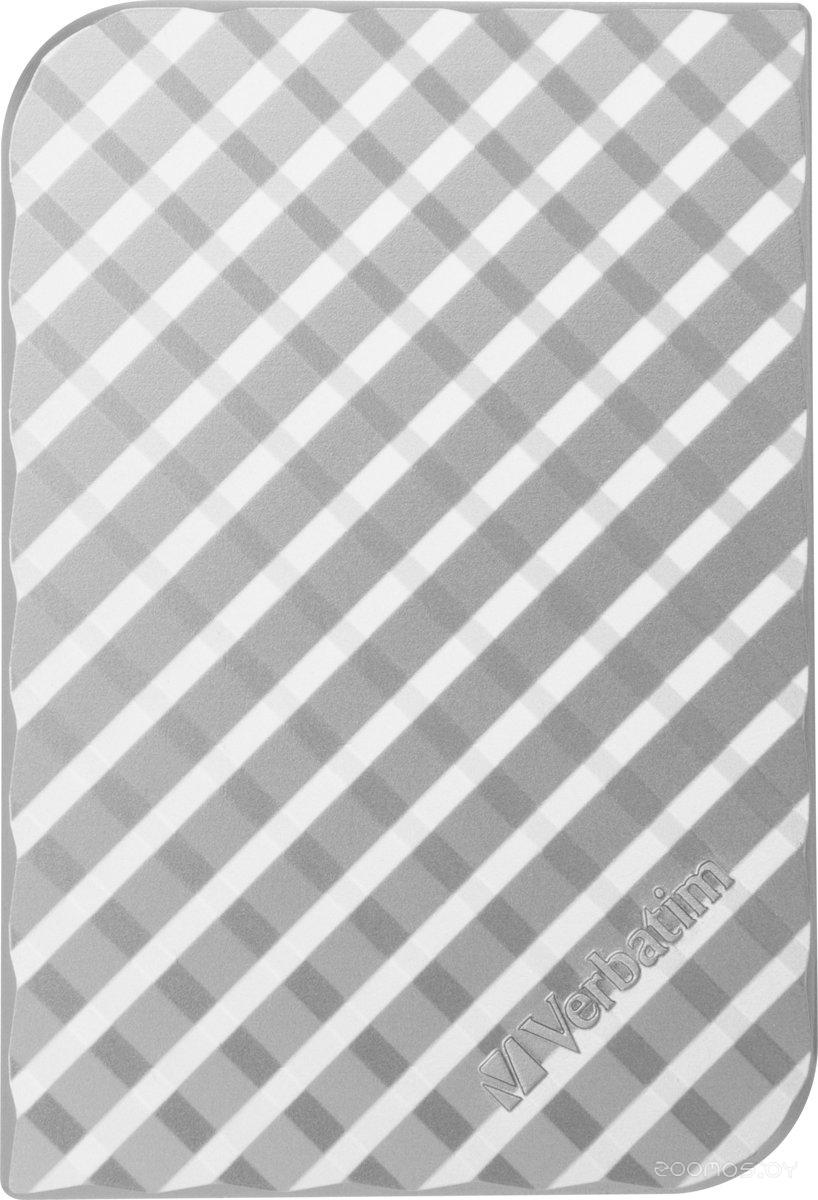 Внешний жёсткий диск VERBATIM Store 'n' Go USB 3.0 2TB (Silver)