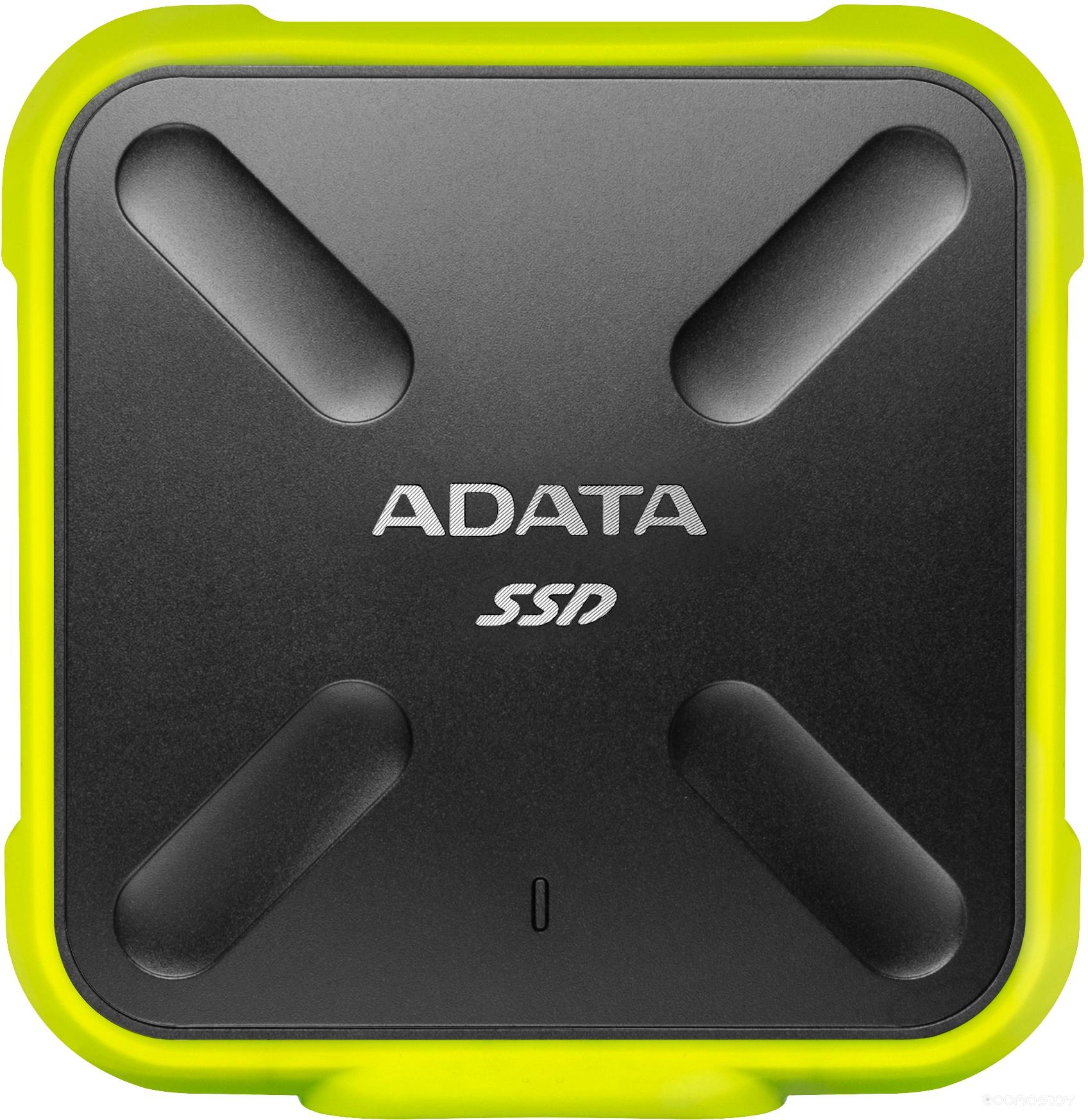 Внешний жёсткий диск A-Data SD700 512GB