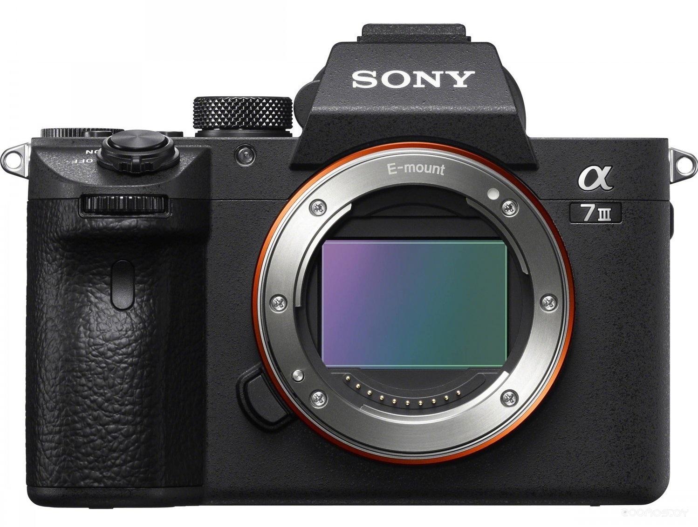 Цифровая фотокамера Sony Alpha a7 III Body