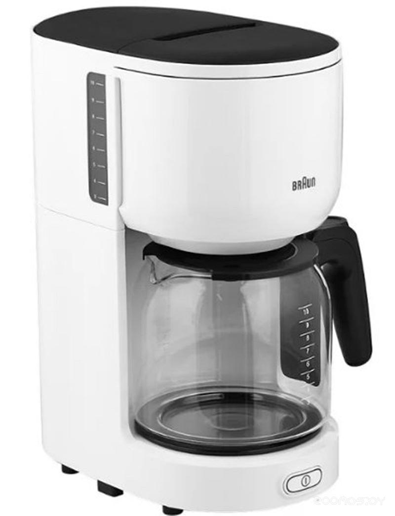 Кофеварка Braun KF3100 WH