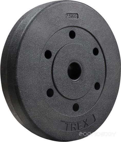 Диск TREX Sport 10 кг