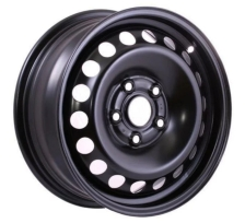 Magnetto Wheels 16009 6.5x16/5x108 D63.3 ET50 Black