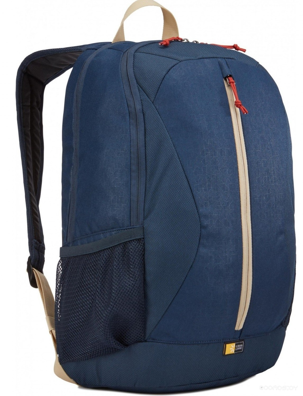 Рюкзак для ноутбука CASE LOGIC LOGIC Ibira Backpack (Dark-Blue)