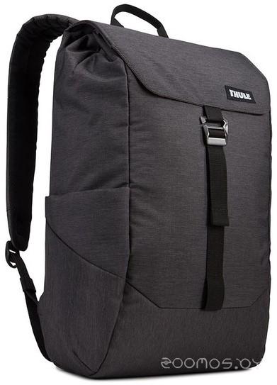 Рюкзак для ноутбука Thule Lithos Backpack 16L (Black)