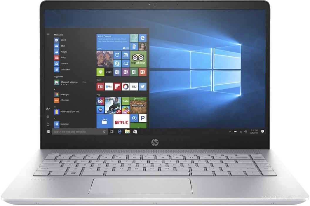Ноутбук HP Pavilion 14-bf000ur (1UR71EA)