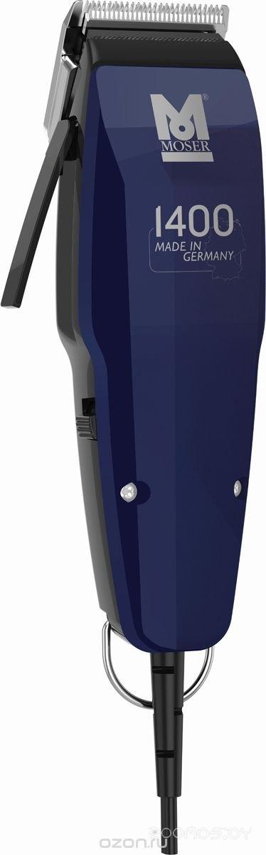 Машинка для стрижки волос Moser 1400-0452 Hair clipper Edition (Blue)