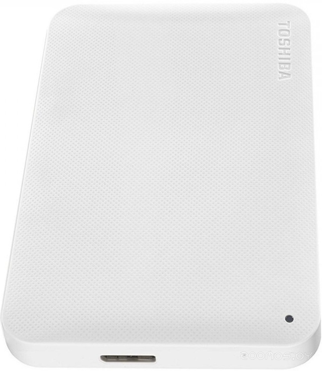 Внешний жёсткий диск Toshiba Canvio Ready 500GB (White)