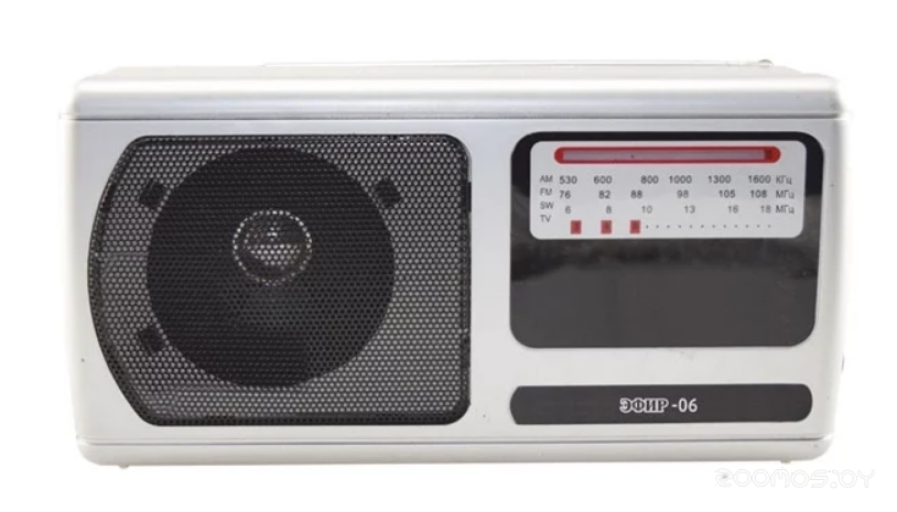 Радиоприемник ЭФИР 06