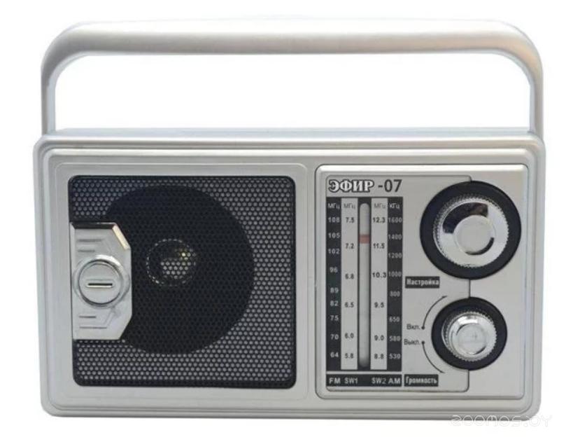 Радиоприемник ЭФИР 07