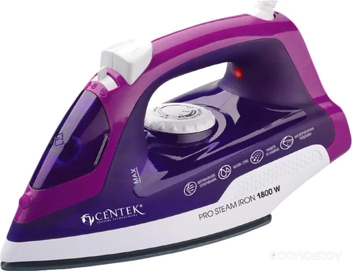 Утюг CENTEK CT-2348 (Violet)