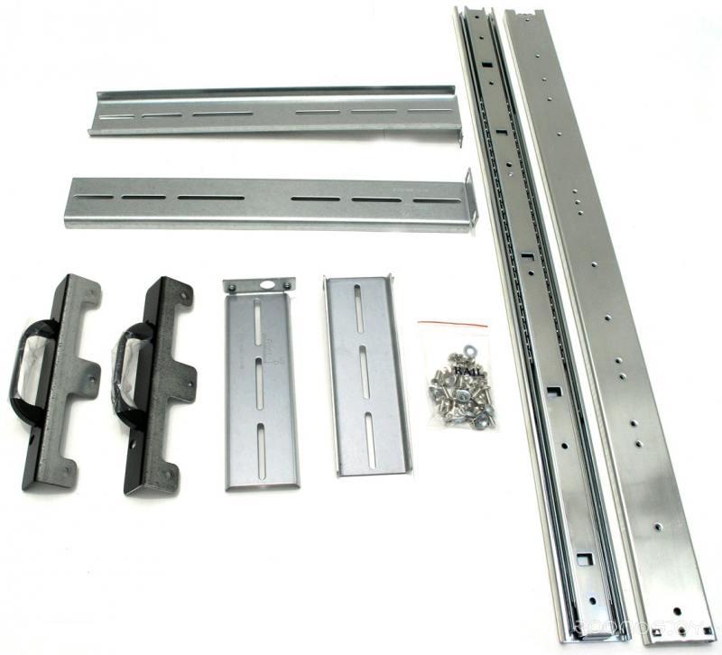 Корпус Supermicro CSE-PT26L-B комплект направляющих для корпусов 4U (743/745)
