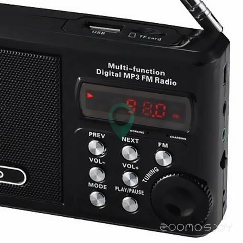 Радиоприемник Perfeo PF-SV922 (Black)