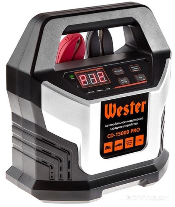 Зарядное устройство для аккумуляторов Wester CD-15000 PRO