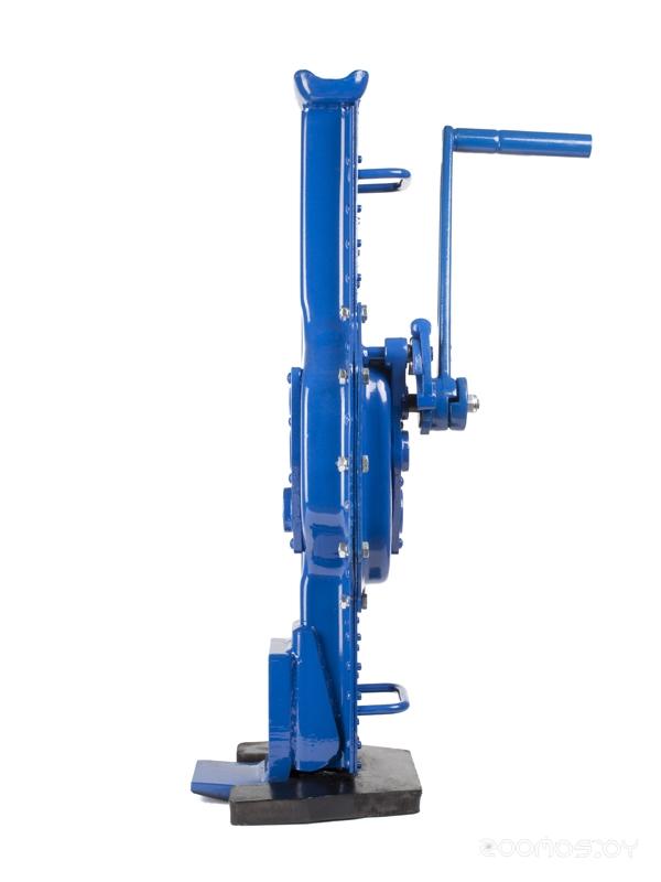 Реечный домкрат TOR ДРН 5000 5 т с низким подхватом